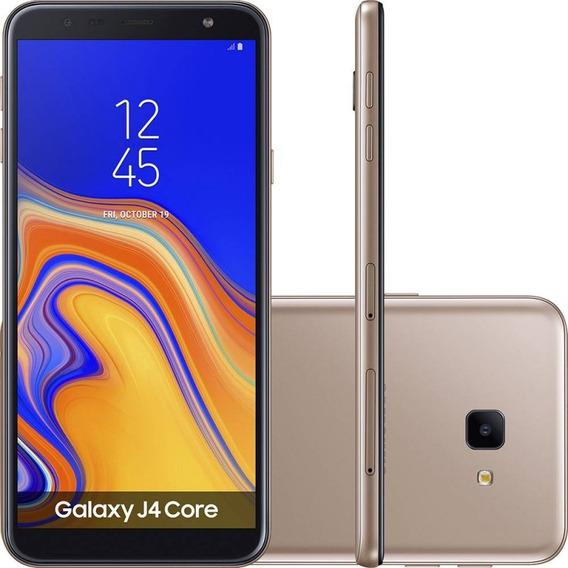 Smartphone Samsung Galaxy J4 Core 16gb 8mp Dual Chip Cobre