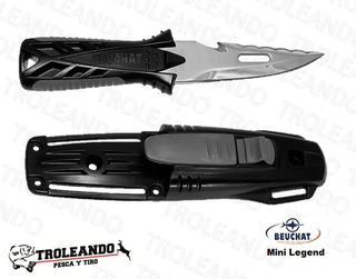 Cuchillo De Buceo Beuchat Mini Legend
