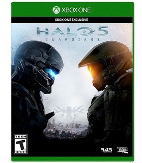 Halo 5 Xbox One Entrega Inmediata (guayaquil)