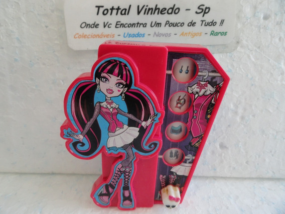 Monster High Draculaura Game Tipo Roleta #00 *
