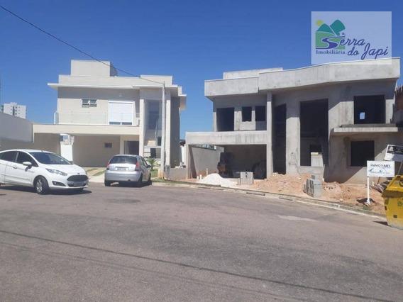 Casa Quinta Das Atirias 4 Dormitórios À Venda, 237 M² Por R$ 1.060.000 - Eloy Chaves - Jundiaí/sp - Ca1834
