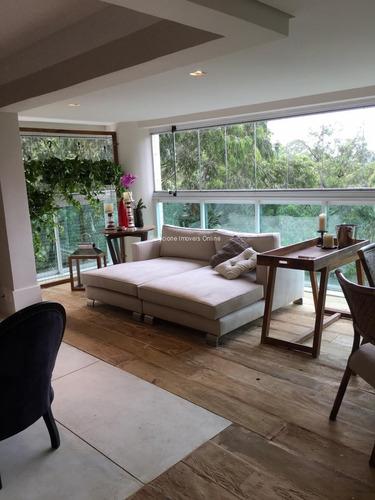 Apartamento 4 Dormitórios 3 Suítes 3 Vagas No Panamby - São Paulo Sp - Ap00169 - 34790636