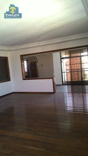 Cobertura Com 2 Dormitórios À Venda, 328 M² Por R$ 1.200.000,00 - Santo Antônio - São Caetano Do Sul/sp - Co1397