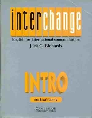 Livro Interchange Intro Student Book + Workbook