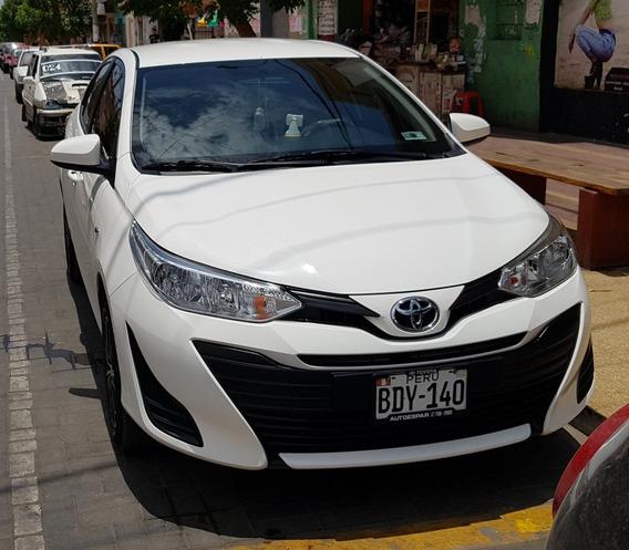 Toyota Yaris Mecanico