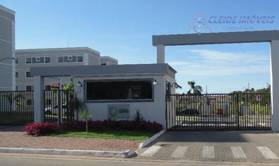 Apartamento Residencial Para Locação, Santa Cruz Ii, Cuiabá. - Ap1304