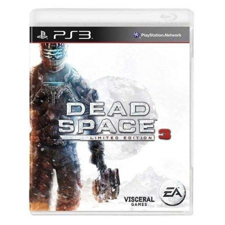 Dead Space 3 Ps3 Mídia Física Pronta Entrega