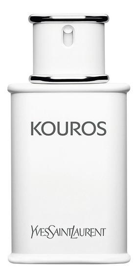 Kouros Yves Saint Laurent - Perfume Masculino - Eau De Toilette 100ml