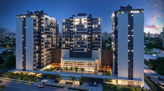 Apartamento Lançamento Fwd; Vagas Simples Ou Duplas; 2d, 1d E Lofts À Venda, Porto Alegre. - Ap0464