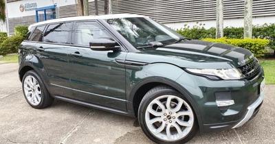 Land Rover Evoque 2.0 2012 Dynamic Blindando