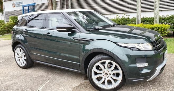 Land Rover Evoque 2.0 2012 Dynamic Blindando