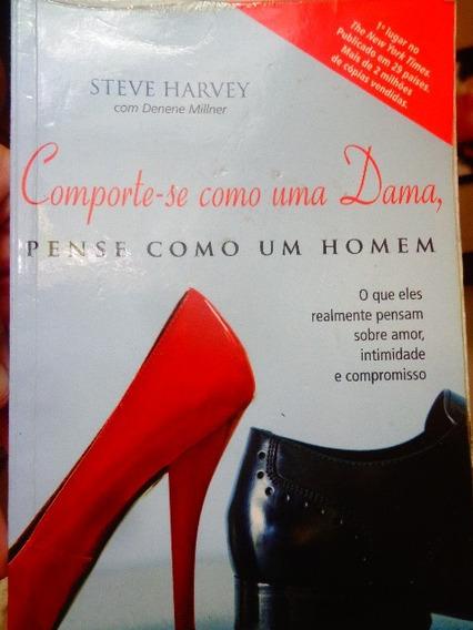 Comporte-se Como Uma Dama, Pense Como Um Homem Usado Harvey