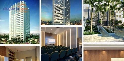Sala À Venda, 42 M² Por R$ 330.000,00 - Jardim Aquarius - São José Dos Campos/sp - Sa0723