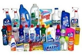 Receita Para Produtos De Limpeza Elaborada Por Quimico.