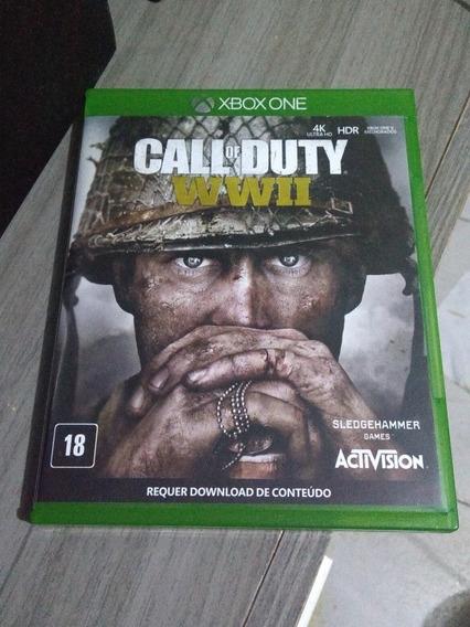 Call Of Duty Wwii Xbox One Ww2