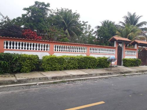 Imagem 1 de 19 de Casa Com 4 Dormitórios À Venda, 292 M² Por R$ 680.000,00 - Condado De Maricá - Maricá/rj - Ca16717