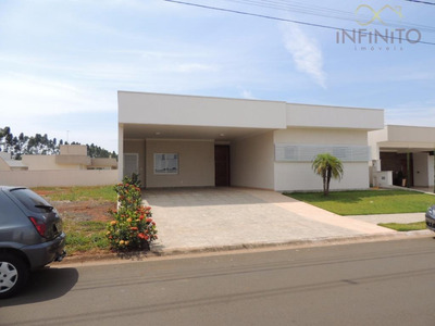 Casa Com 3 Dormitórios À Venda, 300 M² - Condomínio Athenas - Paulínia/sp - Ca0875