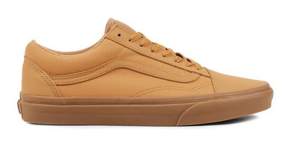 Vans Old Skool Vansbuck 100% Originales Zapatillas Tenis