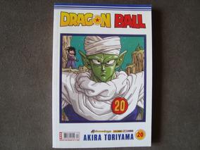 Manga Dragon Ball N° 20 Akira Toriyama