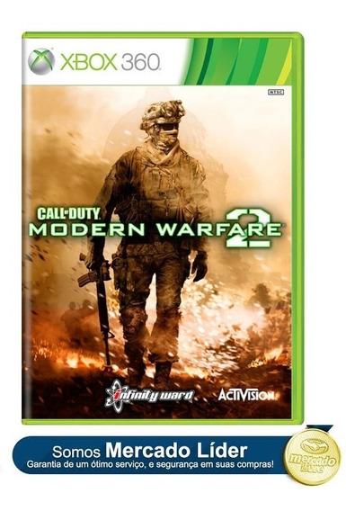 Call Of Duty Modern Warfare 2 Mw2 Xbox 360 Xbox One