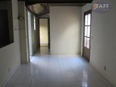 Casa Com 01 Dormitório Para Locação Fixa, 67,00 M² Por R$ 800/mês - Bairro Vila Nova - Cabo Frio/rj - Ca0615