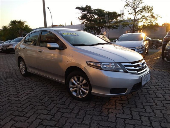 Honda City Lx 1.5 2013 Novo