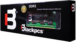 Memoria Ram Black Pcs Ddr3 4gb 1600mhz Md116o1-4gb