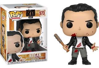Funko Pop Negan #573 The Walking Dead Oferta !