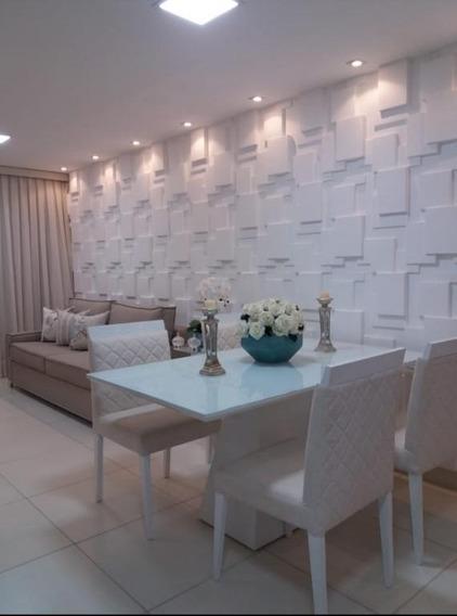Apartamento Em Intermares, Cabedelo/pb De 42m² 1 Quartos À Venda Por R$ 185.000,00 - Ap300096