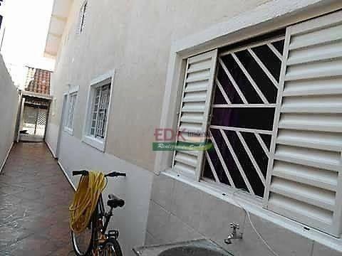 Imagem 1 de 6 de Sobrado Com 4 Dormitórios À Venda, 167 M² Por R$ 265.000,00 - Parque Arco Íris - Taubaté/sp - So2398