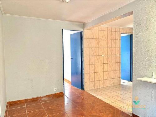 Imagem 1 de 13 de Apartamento À Venda, 49 M² Por R$ 160.000,00 - Artur Alvim - São Paulo/sp - Ap2661