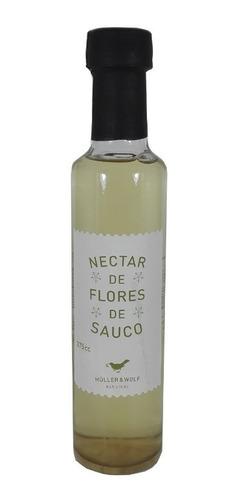 Aderezos- Néctar De Flores De Sauco - Müller Wolf- Bariloche