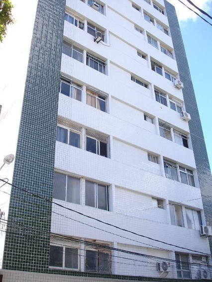 Apartamento Em Boa Vista, Recife/pe De 52m² 1 Quartos Para Locação R$ 620,00/mes - Ap396747