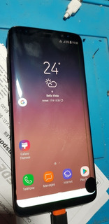 Modulo Samsung S8 G950f Con Detalle