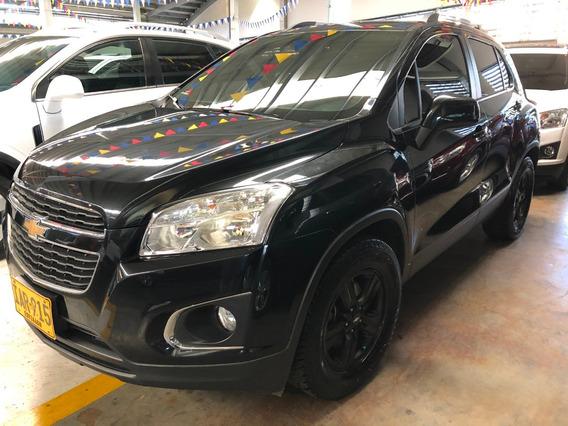 Chevrolet Tracker Ls 2015 68.000km Negra 4 Puertas