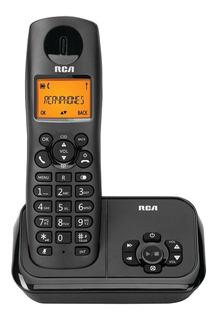 Rca 2162-1bkga Telefono Fijo Con Constestador Dect 6.0