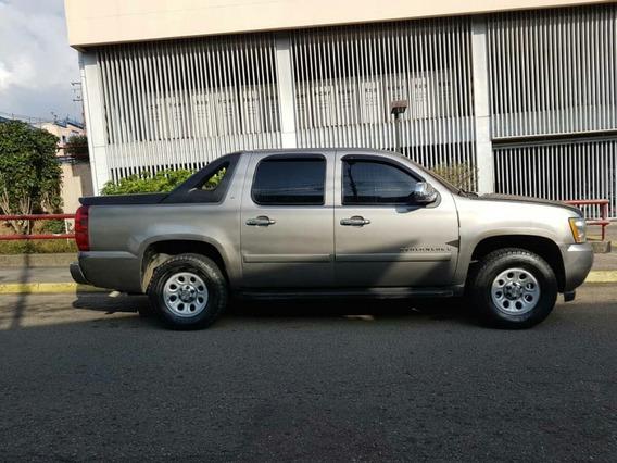 Chevrolet Avalanche 4x4 Lt 2007