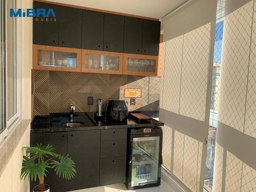 Apartamento 3 Quartos Em Jardim Camburi - Ap1692