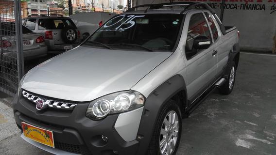 Fiat Strada 1.8 16v Adventure Ce Flex 2p 2015 Nova Esperança