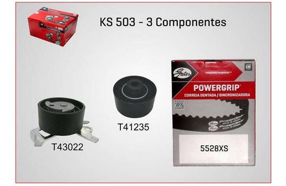 Kit Correia Dentada Tensor Gates Peugeot 307 308 408 2.0 16v