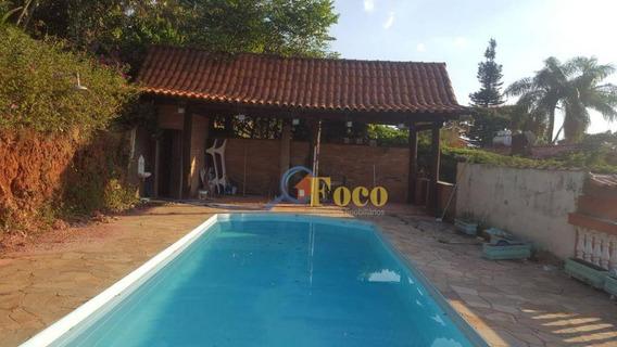 Casa Com 5 Dormitórios À Venda, 500 M² Por R$ 508.000,00 - Zona Rural - Morungaba/sp - Ca0609