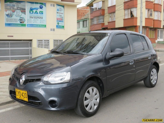 Renault Clio Style Mt 1200cc Dh Aa