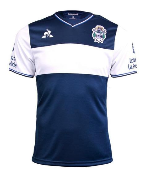 Camiseta Alternativa Gimnasia La Plata Le Coq Sportif 2019