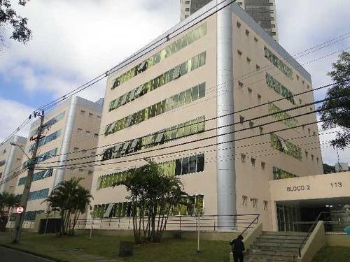 Sala Comercial À Venda Com 75m² Por R$ 300.000,00 No Bairro Ecoville - Curitiba / Pr - Sv0005