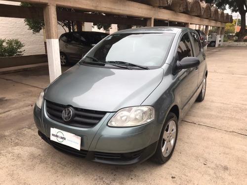 Volkswagen Fox 1.6n 71a 5 Ptas. Mt / Gnc / 2010