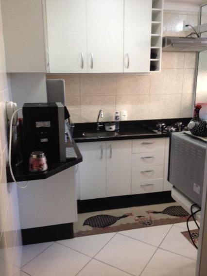 Apartamento Jundiai No Retiro Residencial Excelence 54 M2 2 Dorms C/armarios Planejados 1 Vaga - Ap0083 - 33514791