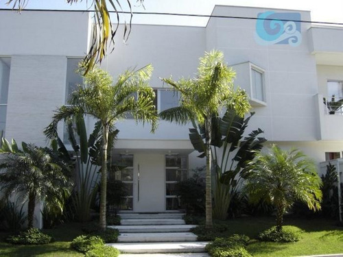 Imagem 1 de 29 de Casa À Venda, Condomínio Jardim Acapulco - Guarujá - Ca0416