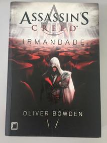 Livro Assassins Creed Irmandade