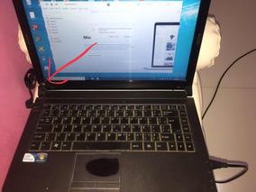 Notebook Sim + Carcaça Começando A Quebrar, Vai Sem Hd