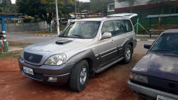 Hyundai Terracan Tracada/interculada